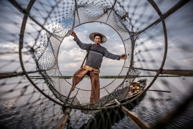 The fisherman by Mrc_Tagliarino - Cultures of the World Photo Contest