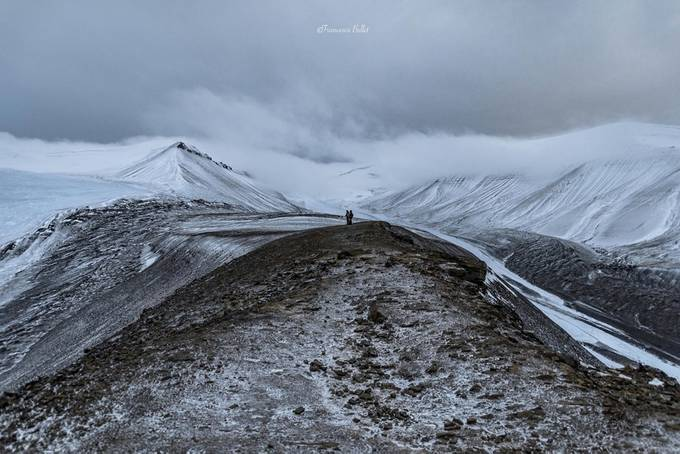 North Pole - Svalbard Island by francescabullet - Image Of The Month Photo Contest Vol 28