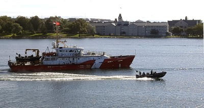 Coast Guard in Action