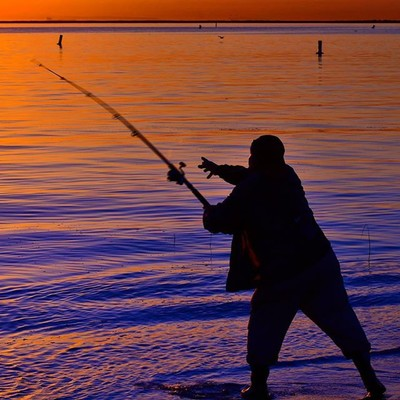What are you fishing for today?