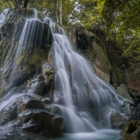 Just a 10 minute hike away from Daranak falls through a bridge that passes over the stream feeding into the falls and a short uphill trek is Batl...