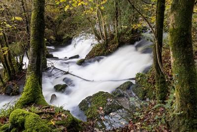 Force Falls, Cumbria, England