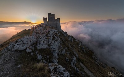 From a recent trip to Rocca Calascio Italy