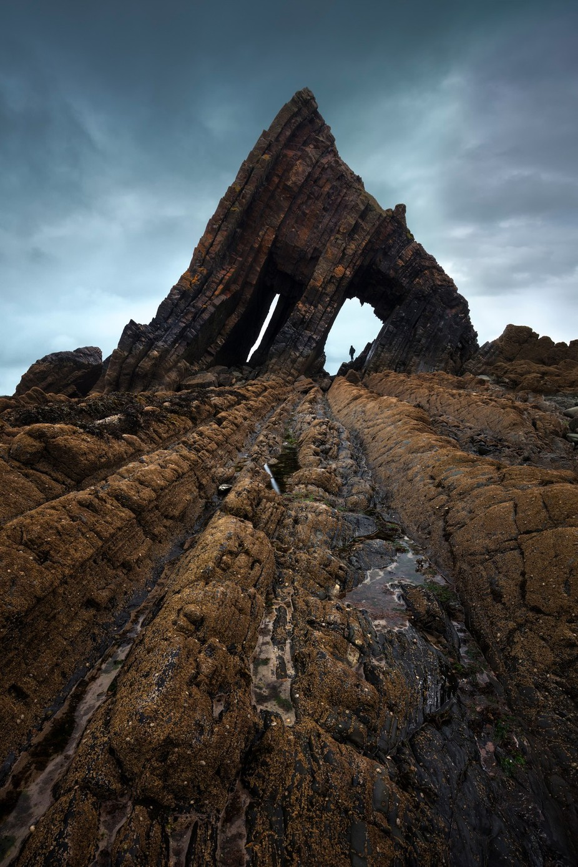 Blackchurch Rock by madspeteriversen