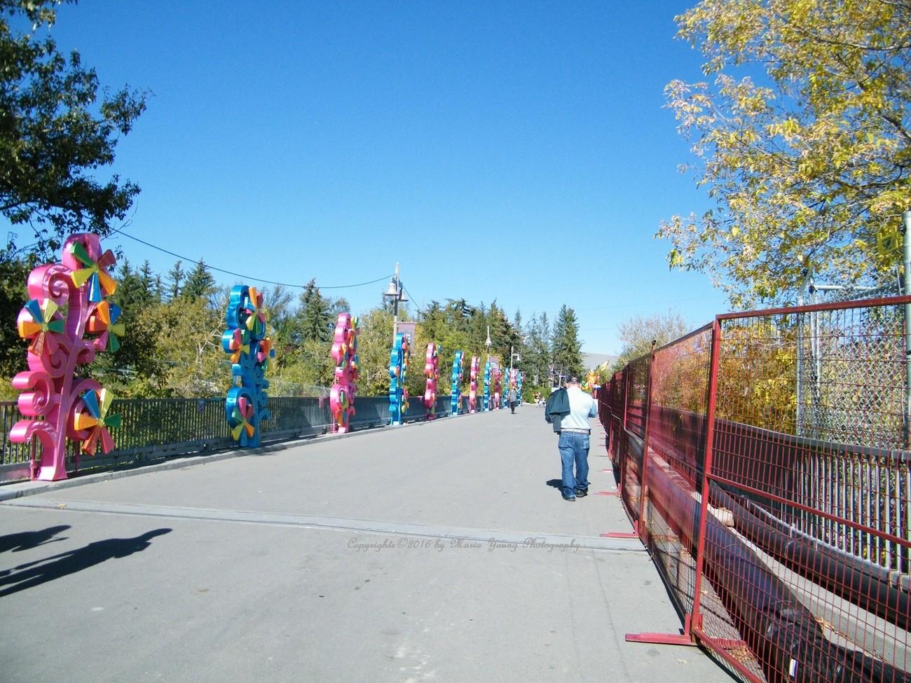 Colourful Bridge