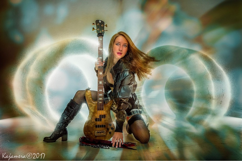 Rock Chick!