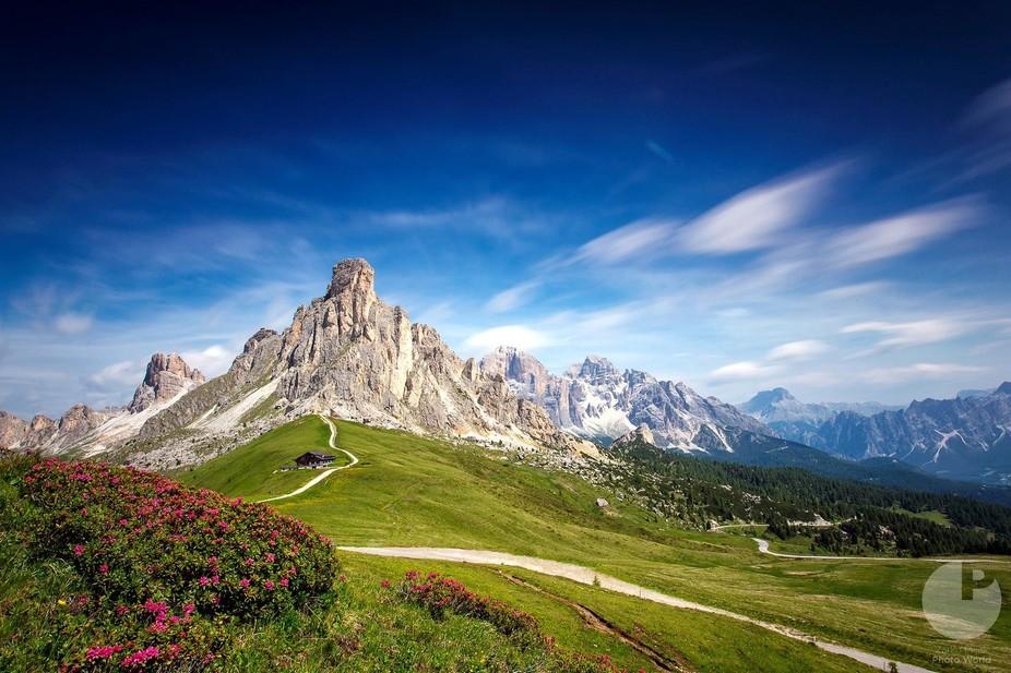 Passo Di Giau, Dolomites