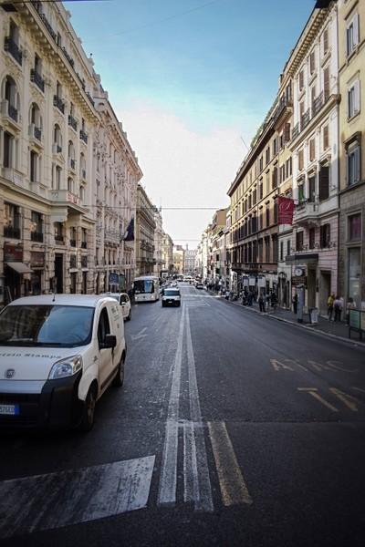 Via del Tritone, Rome