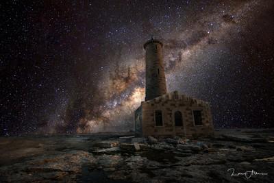 Midnight on Mohawk Island