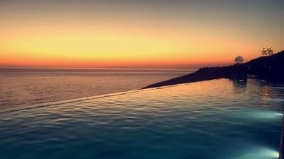 Amazing combination of the Sea, Sun and island ❤️