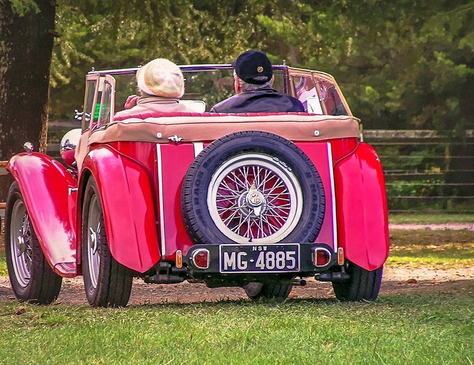MG - Morris Garages