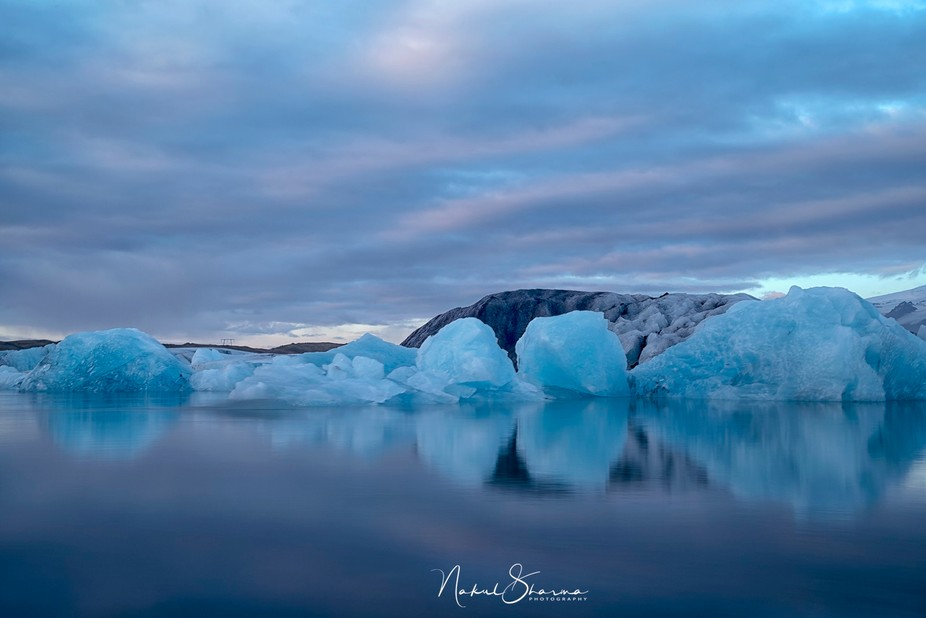 celand Land with Icebergs... since i started dreaming about iceland i always wanted to click this...