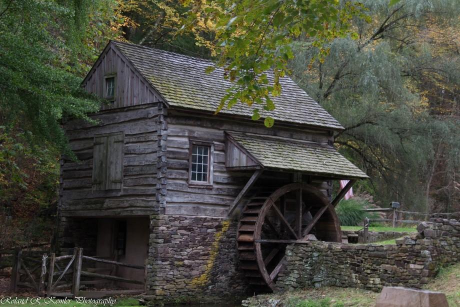 Bromley Mill. Cuttalossa Farm. Lumbersville, Pa