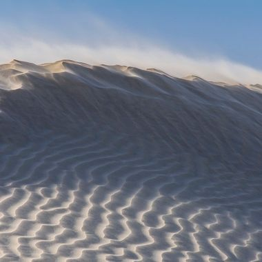 Very windy and dangerous for lenses and camera, but it was wonderful.  Waiba desert : Oman