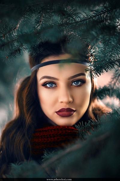 Natural Light Portrait!