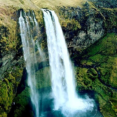 #iceland #wildlife #photography #eartpix #waterfall #mavicpro #dji #naturephotography #nature