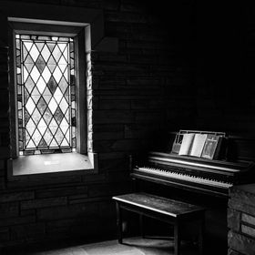 I captured this shot  in the sandstone chapel in Montgomery Bell State Park in Burns Tennessee.