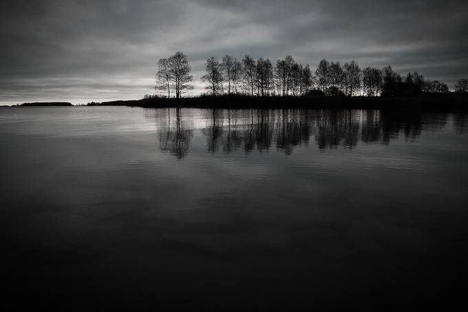 In silence by mariaberggren - Creative Landscapes Photo Contest