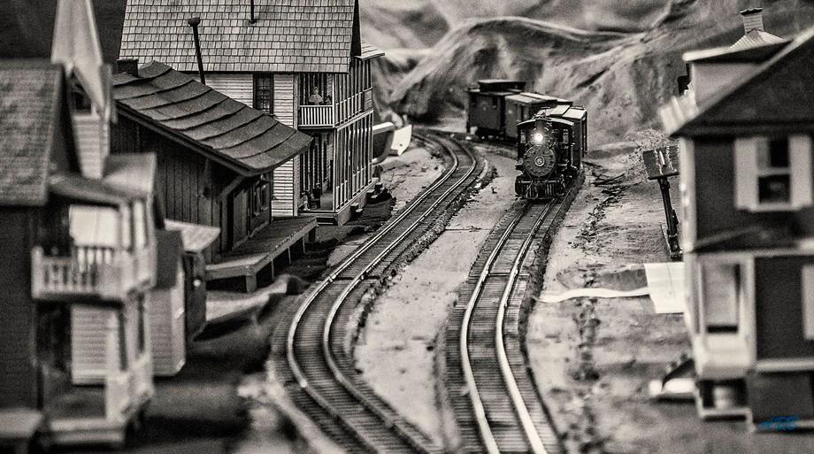 HO Train Town