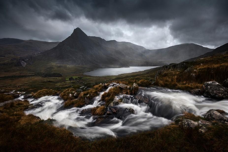 Snowdonia - Mt. Tryfan