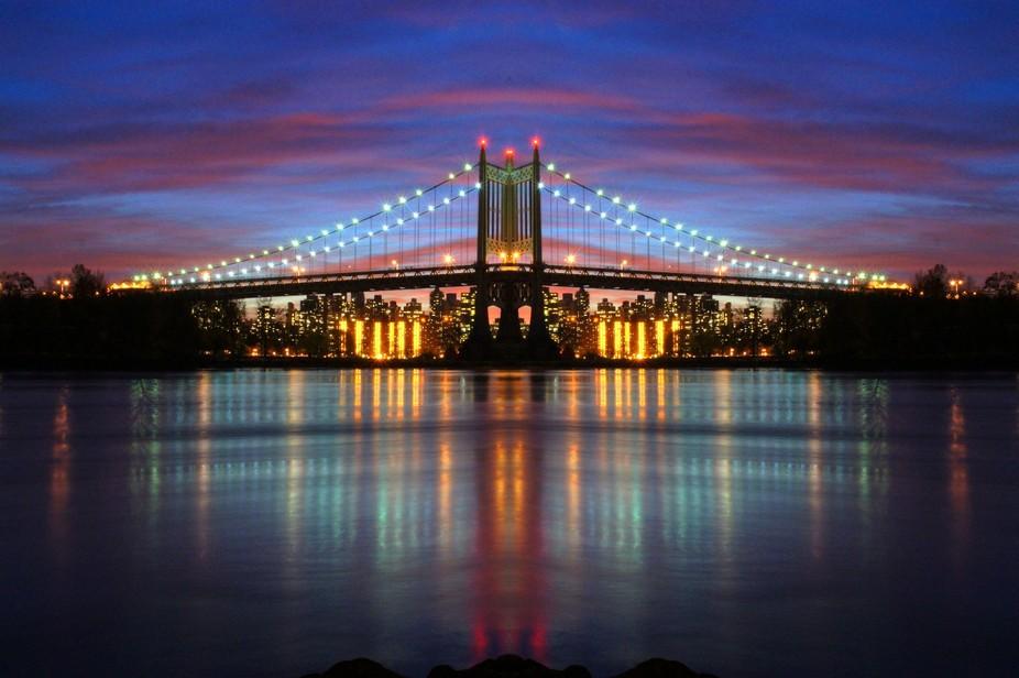 RFK Bridge Mirror