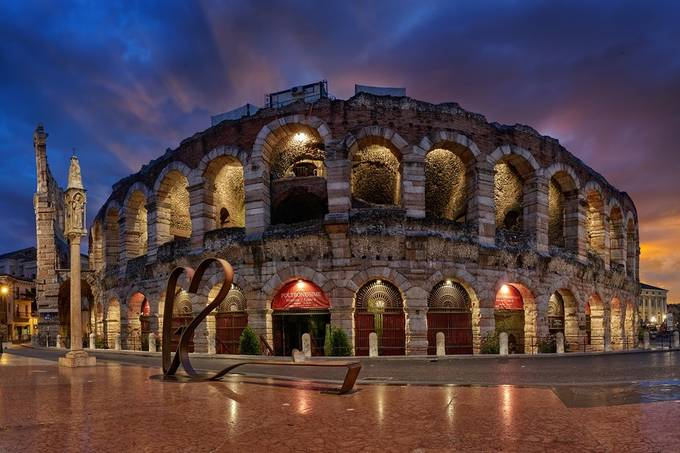 Arena di Verona by Msaric10 - Social Exposure Photo Contest Vol 12