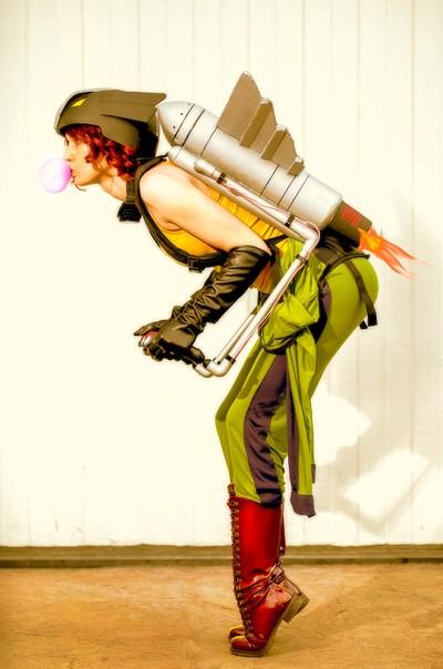 Bombshell Hawkgirl