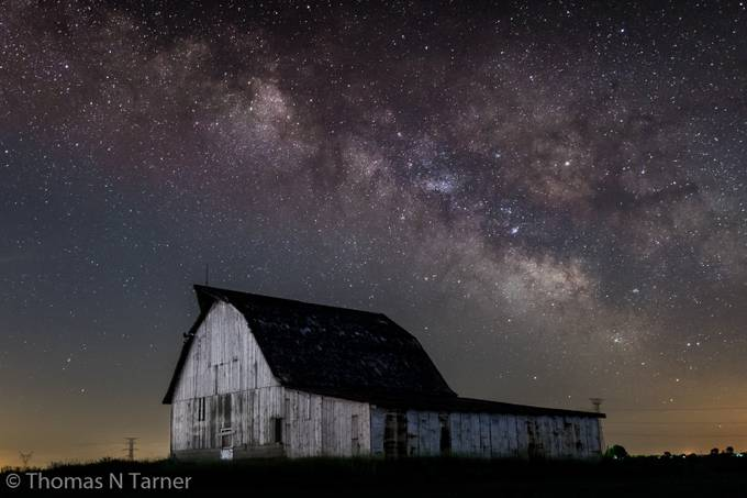 Northern Illinois Nights by tomtarner - The Milky Way Photo Contest