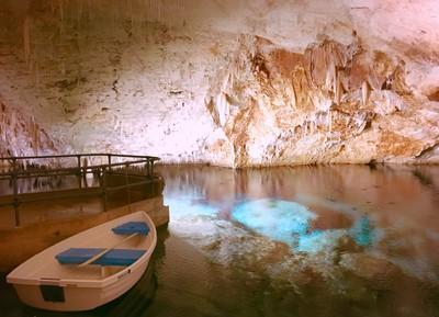 Crystal Caves, Bermuda.