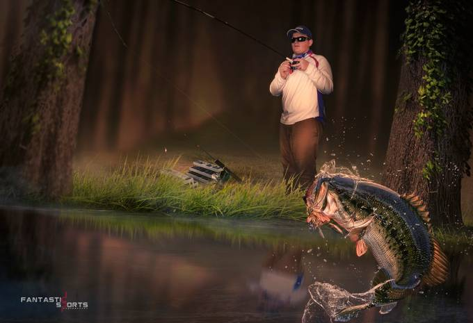 Rather be Fishing by FSP-Studios - Creative Compositions Photo Contest Vol5