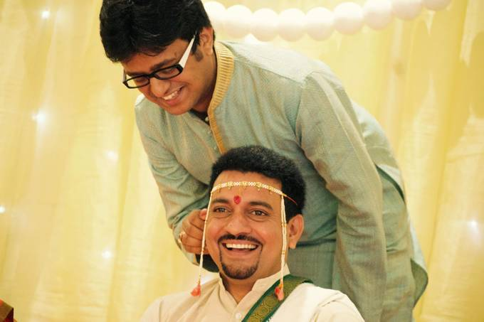 Son In Law vs Brother in law Wedding Photography