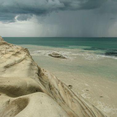 Near Agrigente, Strait of Sicily