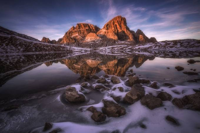 Laghi del Piani by JuniorLC - Creative Landscapes Photo Contest
