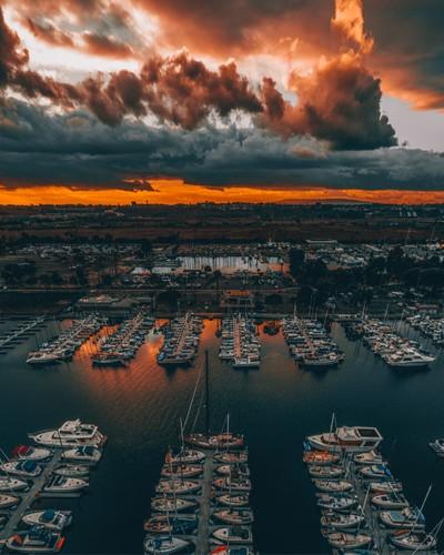 Sunrise, Marina Del Ray