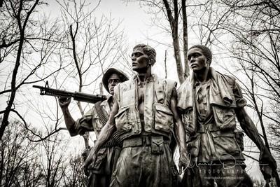 The 3 Servicemen