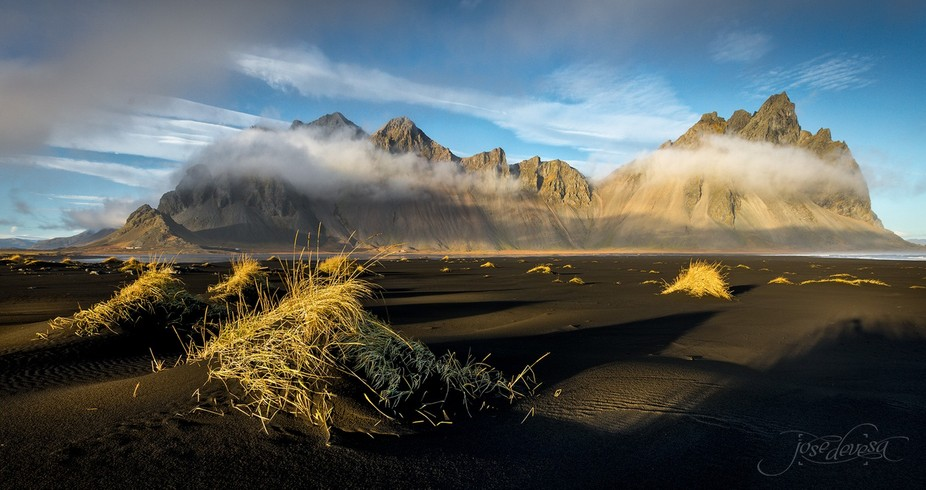 stokksnes Islandia