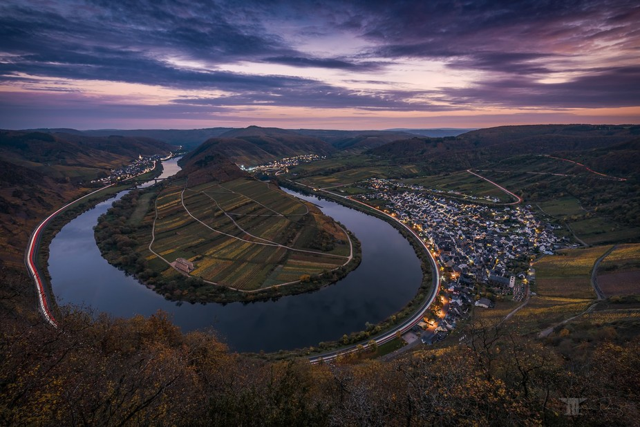 During a family short trip to the Mosel i couldn't resist to shoot my own version of the famous...