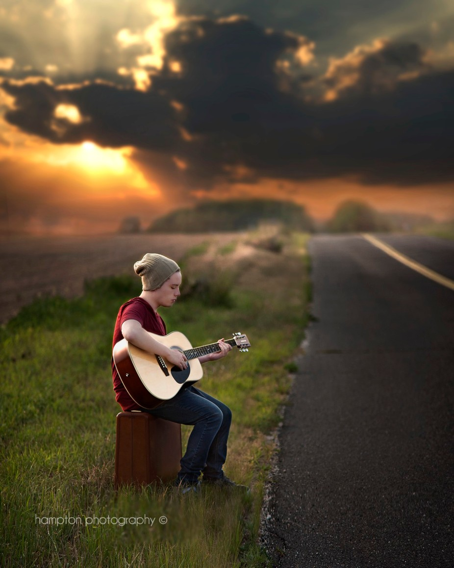 Open Road by HamptonPhotography - Musical Instruments Photo Contest