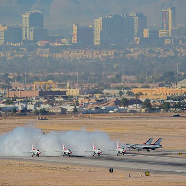 Aviation Nation 2017 Nellis AFB, Nv
