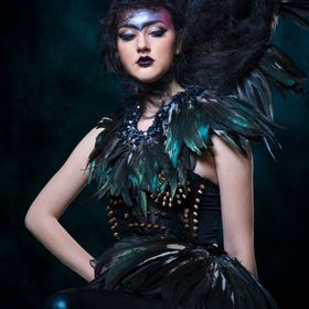 Andrew Croucher Photography - Anthony Tan - Dark Beauty - Gothic Avant Garde