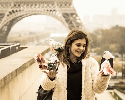 A Country Girl In Paris