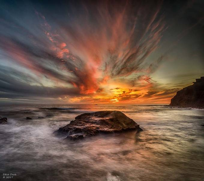 Glory by Steve_Deck - Boulders And Rocks Photo Contest