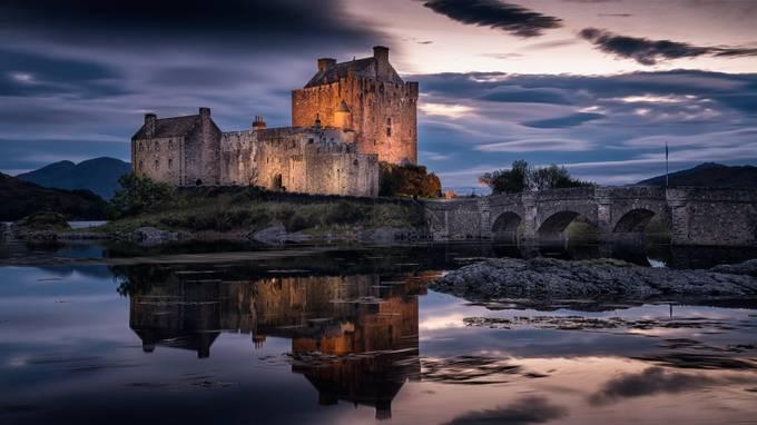Eilean Donan Castle by gabornagy - Covers Photo Contest Vol 43