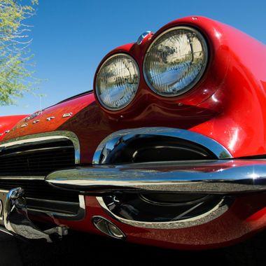 '62 Corvette