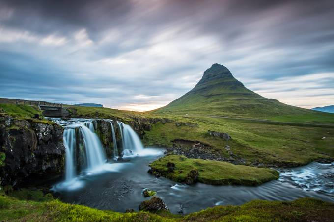 Mount Kirkjufell by frankseltmann - Covers Photo Contest Vol 43