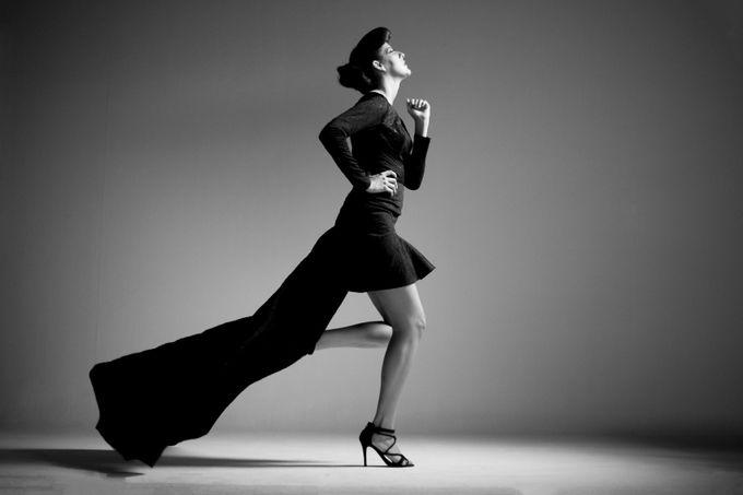 Modeling workshop by Tamer_Radwan_DXB - Monochrome Fashion Photo Contest