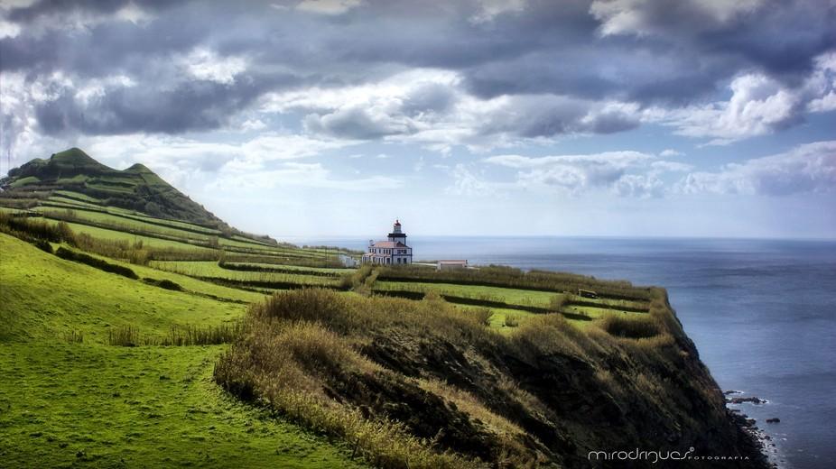 Farol da Ponta da Ferraria - Açores