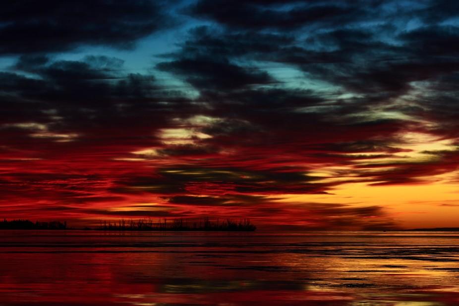Bleeding Sky