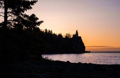 Dawn at Split Rock Lighthouse