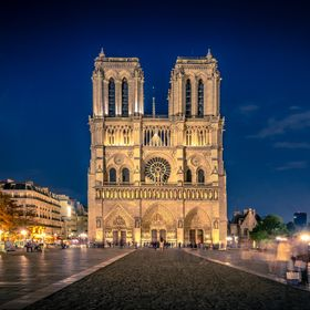 Notre Dam, home of the hunchback